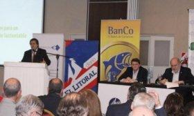 Vaz Torres defendi� el perfil fiscal de la provincia, basado en la disciplina