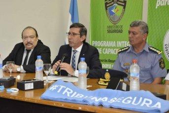 Mayor Seguridad en el fútbol y en eventos de concurrencia masiva