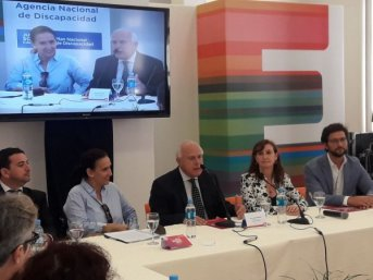 Federico Moulia participó de Asamblea del Consejo Federal de Discapacidad