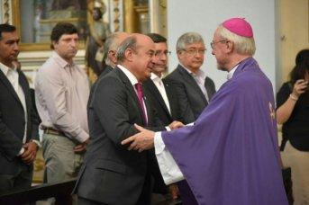 A 42 años del golpe, Canteros llamó a unirse para consolidar la democracia