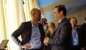 Valdés apuesta a las relaciones para atraer inversiones a Corrientes