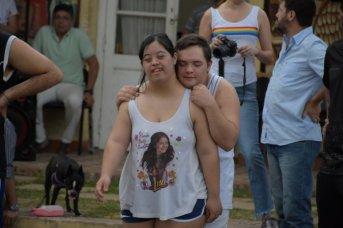 """Gran convocatoria en las """"Tardes inclusivas"""" del Cambá Cuá"""