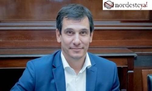 """Exclusivo: """"Vamos a entregar Santa Catalina junto con el gobernador Valdés en las próximas semanas"""""""