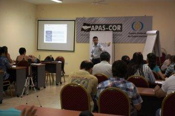Capacitación en costos y sistema de registros para pymes locales