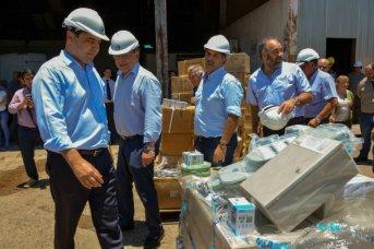 La Provincia fortalece la infraestructura lumínica de la ciudad de Corrientes