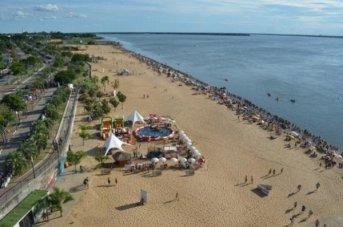 Desdeeste sábadohabrá transporte gratuito a la zona de playas
