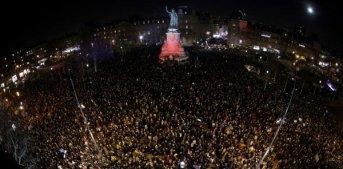 Masivas marchas en Francia contra el antisemitismo, tras la profanación de 80 tumbas judías