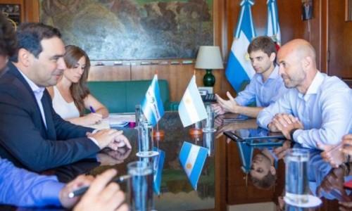 Exclusivo: Valdés continúa conagendaen la ciudad de Buenos Aires