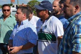 Se presentó la fusión entre el Deportivo Mandiyú y Popular <br />