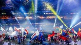 Austera y breve ceremonia inaugural de la Copa 2019 en Brasil