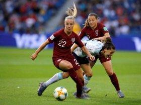 Argentina cayó 1 a 0 ante Inglaterra en el Mundial de fútbol femenino