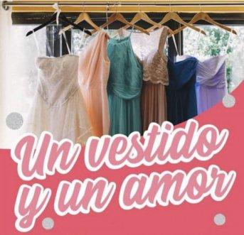Exclusivo: Campaña para juntar vestidos en tiempo de recepciones