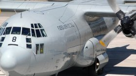 Desapareció un avión militar chileno que iba a la Antártida