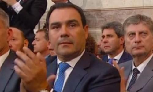 Valdés dijo que trabajará con Alberto Fernández por el desarrollo de Corrientes