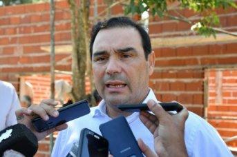 Valdés recorrió obras fundamentales para mejorar la salud pública, la seguridad y el turismo en Ituzaingó y Apipé