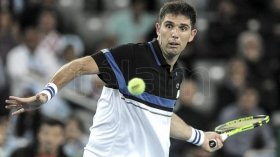 Delbonis perdió con Nadal y quedó eliminado del Abierto de Australia