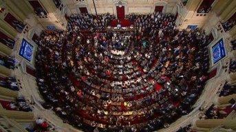 Diputados del oficialismo y de la oposición anticiparon su postura frente a proyecto sobre deuda