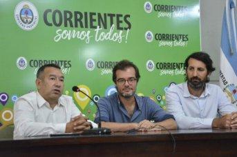 Corrientes y la Ciudad de Buenos Aires ratifican lazos en materia cultural