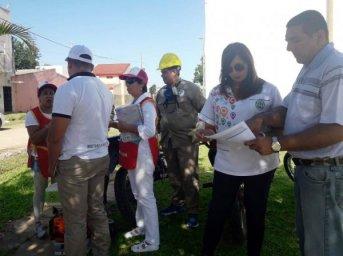Salud Pública realizó un bloqueo vectorial ante un caso probable de Dengue