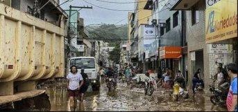 Tres muertos y un desaparecido en el día más lluvioso de la historia de Belo Horizonte