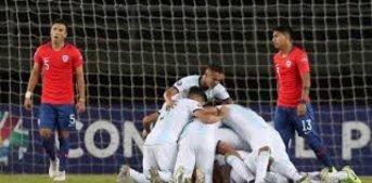 Argentina sumó el segundo triunfo en hilera en el Preolímpico Sub 23 tras batir a Chile