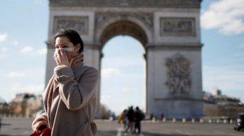 Francia superó los 8.000 muertos por coronavirus y se acerca a los 95.000 infectados