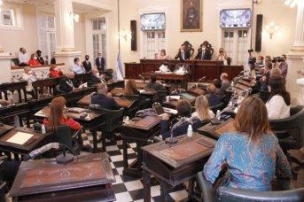El Presupuesto tomó estado parlamentario y se amplió el temario