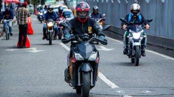 El 60 por ciento de los siniestros de tránsito fatales están vinculados a motos