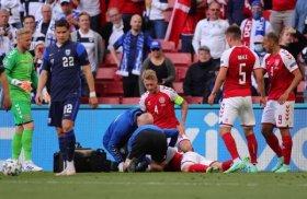 Salió el primer parte del futbolista desvanecido en pleno partido