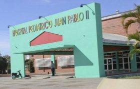 El Hospital Pediátrico registra tres pacientes internados con Covid
