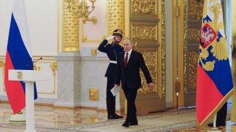 Antes de las elecciones legislativas, Putin pidió