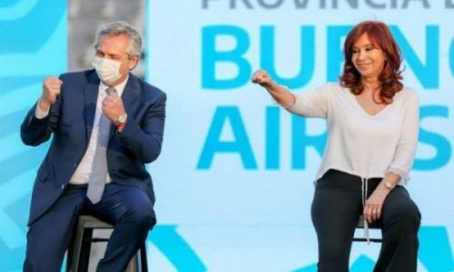 Cristina rompió el silencio: