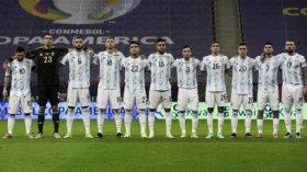 Argentina se mantiene en el sexto puesto del ranking de la FIFA