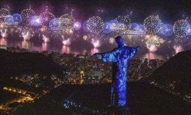 El Cristo Redentor celebra sus 90 a�os como s�mbolo de paz y bienvenida carioca