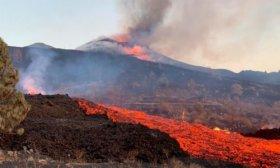 A un mes de la erupci�n del volc�n de La Palma, no hay perspectiva de que cese
