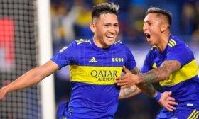 Boca se lo dio vuelta a Godoy Cruz y mantiene una m�nima esperanza