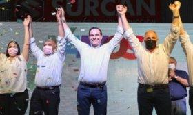 Gustavo Vald�s present� a los candidatos de ECO+Vamos Corrientes en Virasoro