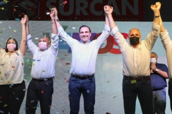 Gustavo Valdés presentó a los candidatos de ECO+Vamos Corrientes en Virasoro