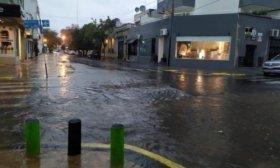 Tormentas el�ctricas y precipitaciones para empezar el finde en Corrientes