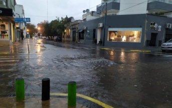 Tormentas eléctricas y precipitaciones para empezar el finde en Corrientes